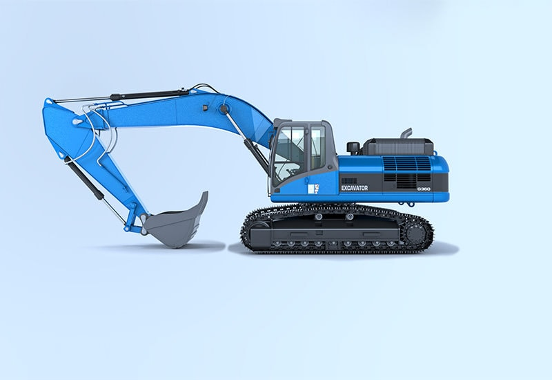 Maskinstyrning för grävmaskiner