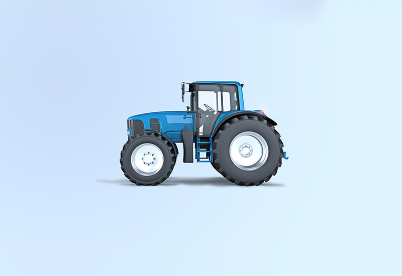 MOBA maskinstyrning för jordbruksmaskiner