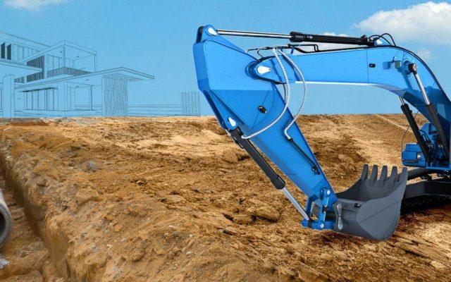 MOBA | smart maskinstyrning för grävmaskner