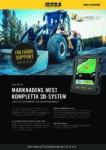 Produktblad Xsite PRO 3D Hjullastare
